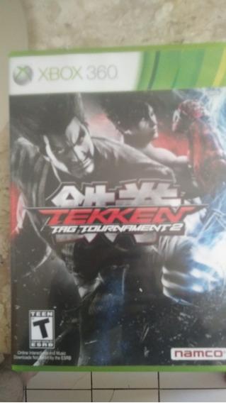 Jogo Tekken Tag Tournament 2 Para Xbox 360