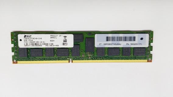 Memoria Servidor Hp/dell 8gb Ddr3 2rx4 Pc3 10600r-9 Ecc
