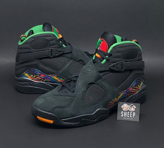 Tenis Nike Air Jordan 8 Retro