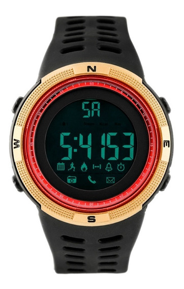 Smart Watch Reloj Skmei M1250 Podometro Notificaciones