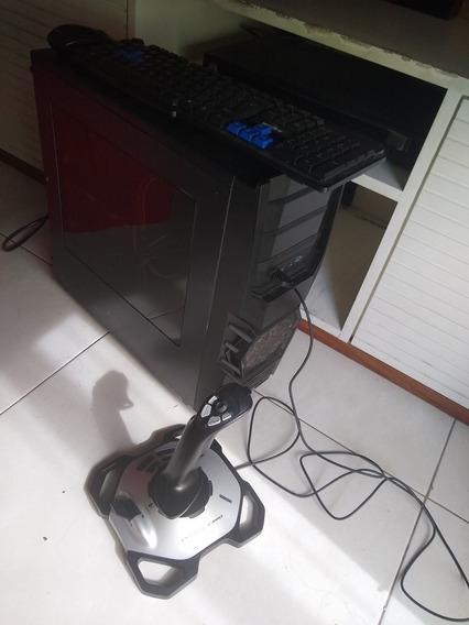 Pc I5 8400+gtx1080+hd 9tb+32gb Ram+controle+mouse E Teclado