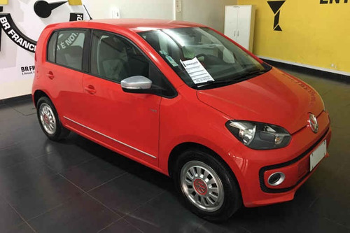 Volkswagen Up! 1.0 12v E-flex Red Up!
