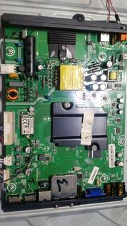 Monoplaca De Tv Smart Hisense Modelo Hle3215rt