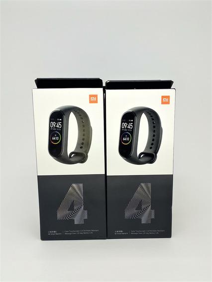 Relógio Xiaomi Mi Band Global+pulseiras Extra Barato