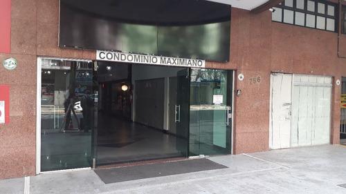 Excelente Sala Comercial, No Melhor Ponto Do Barro Preto. Melhor Sala Do Ed. Maximiliano - 1227