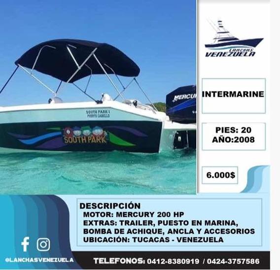 Lancha Intermarine Lv118