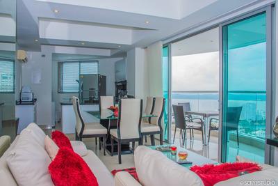 Apartamento Frente Al Mar (cartagena), Alquiler Por Días