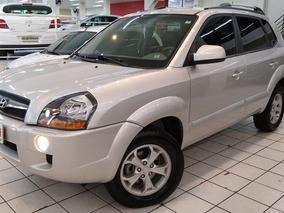 Hyundai Tucson Gl 2.0 2015 Bege Flex