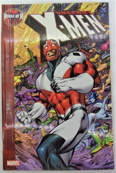Marvel House Of M Uncanny X-men Completo Ingles Casa De M
