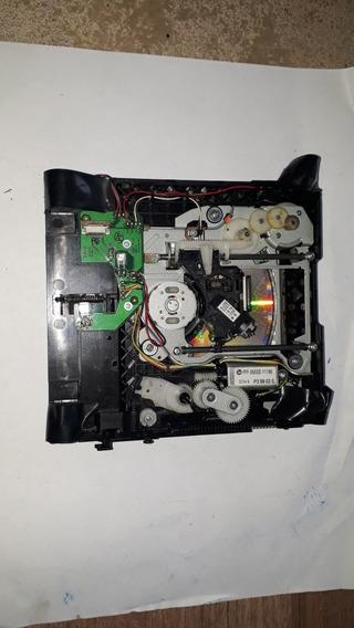 Mecanismo Com Leitor Completo Dvd Retrátil H-buster Hbd-9550