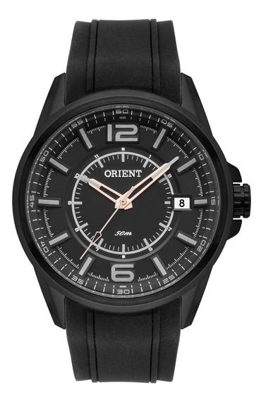 Relógio Orient Masculino Prata Mpsp 1011 P2px Calendário