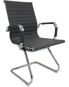 Cadeira Escritório Charles Eames Fixa Esteirinha