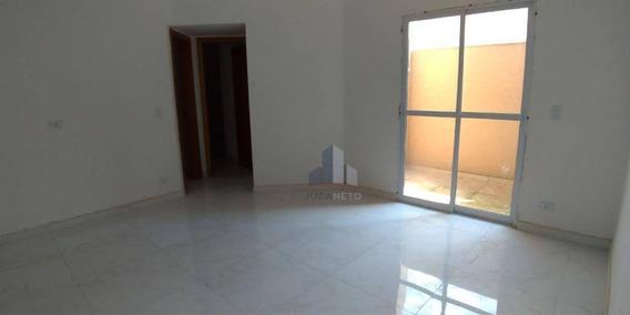 Apartamento Com 2 Dormitórios À Venda, 70 M² Por R$ 265.000 - Vila Falchi - Mauá/sp - Ap0472