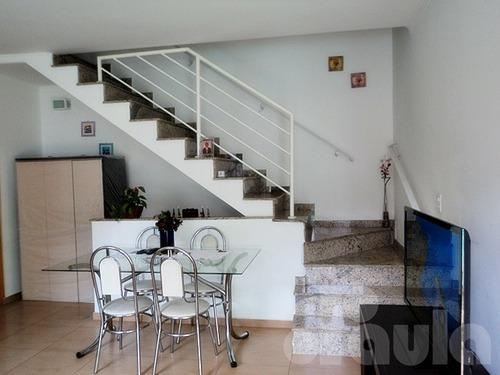 Vila Valparaíso -  Sobrado De 125m2 De Área Construída - 1033-7215