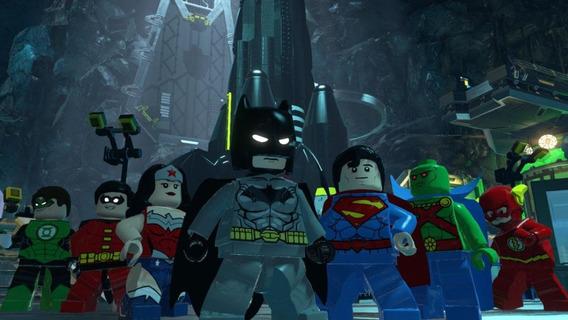 Lego Batman 3 Beyond Gotham Ps3 Mídia Física Pronta Entrega