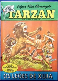 Tarzan, Nº 36 (3ª Série) - Coleção Lança De Prata
