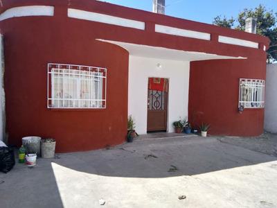 Casa En Venta, En El Centro De La Ciudad De Tehuacan