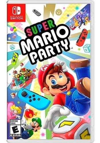 Imagen 1 de 4 de ..:: Súper Mario Party ::.. Para Switch Gamewow