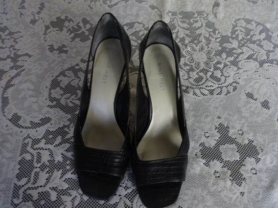 Zapato Mujer Nine West Talle 35.5 M