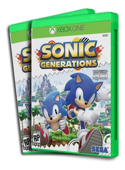 Sonic Generations Xboxone
