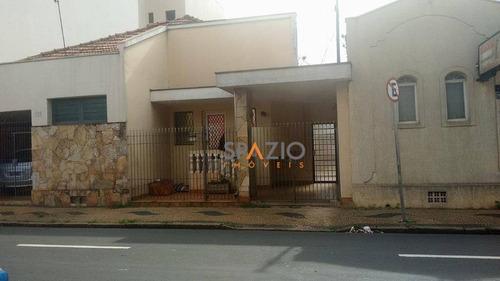 Imagem 1 de 2 de Casa Central - Localização Privilegiada - Ca0012
