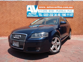 Audi A3 Atraction Plus 2.0 L. Turbo