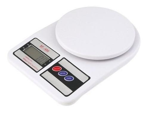 Balanza Digital 10 Kilos Precision 1 Gramo Cocina+2 Pilas Aa