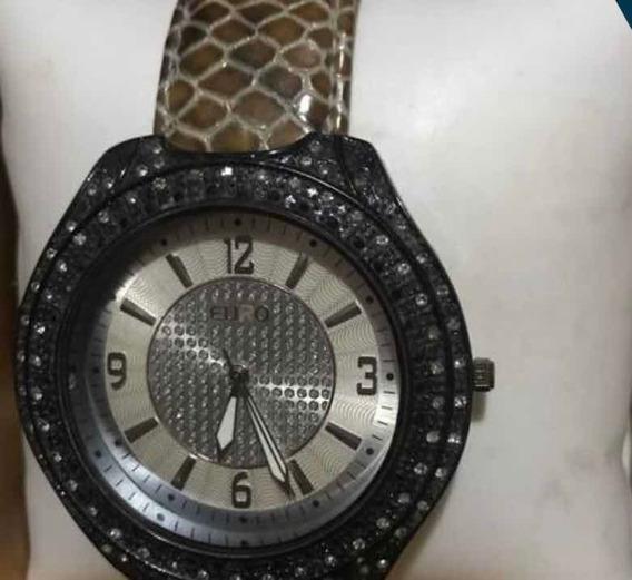 Relógio Euro Na Caixa