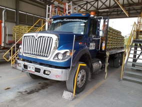 Se Vende Camión International De Estacas Workstar 7600 Sba