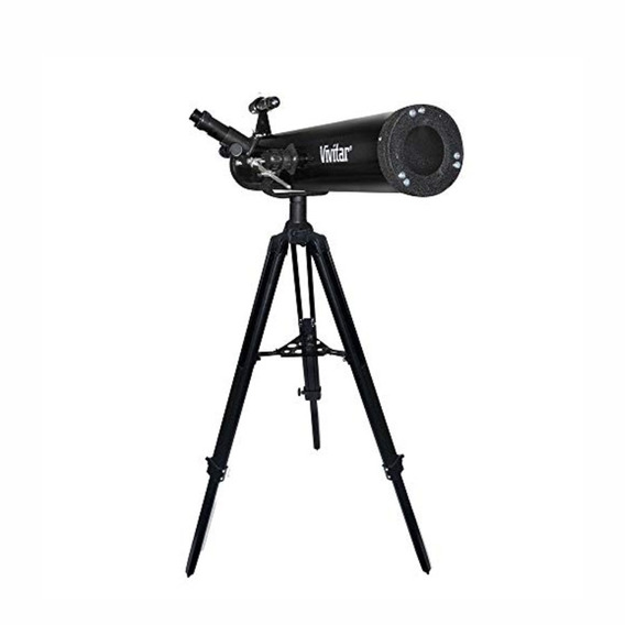 Telescópio Refletor 76mm 525x Vivtel76700
