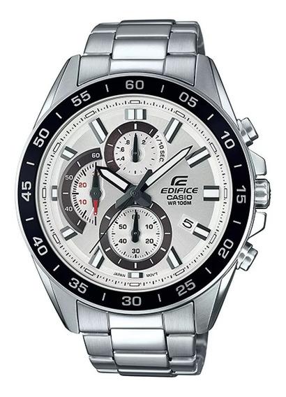 Relógio Casio Masculino Edifice Prata Efv-550d-7avudf