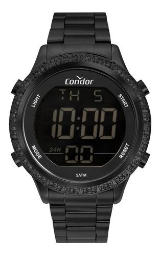 Relógio Condor Feminino Cobj3463aj/4p Digital Preto