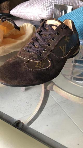 Louis Vuitton Shoes Talla 27