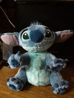 Peluche Stitch Original De Disney World