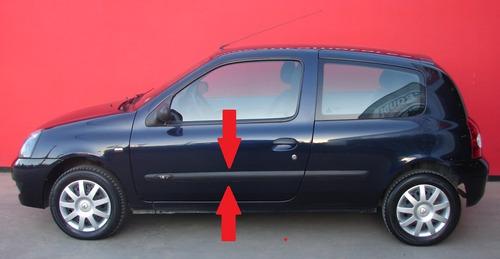 Renault Clio Ii 3 P. Bagueta De Puerta Izquierda 2000 / 2012