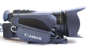 Filmadora Profissional Canon Vixia Hf G20 Hd Perfeita!