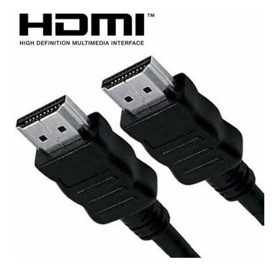Cabo Hdmi X Hdmi Serve Em Ps3 Xbox 360 Tvs Receptores