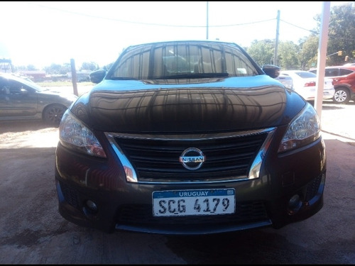 Nissan Sentra 1.8 Exclusive At Cvt 2016