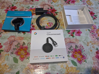 Chromecast 2 En Caja Impecable