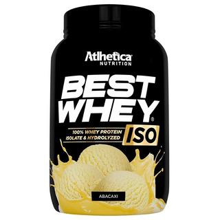 Best Whey Iso 900gr Athetica Nutrition Brinde Creatina 100g