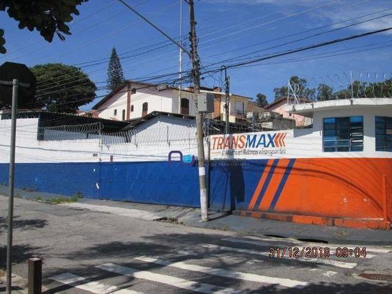 Galpão Para Alugar, 650 M² Por R$ 9.000/mês - Jardim Santo Elias - São Paulo/sp - Ga0730