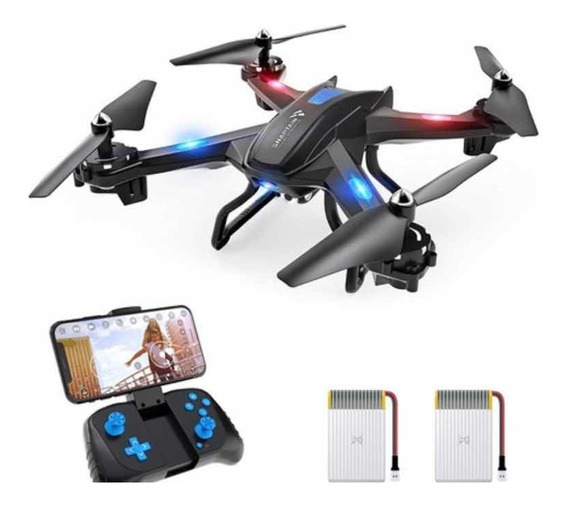 Drone Snaptain S5c Wifi Fpv Com Câmera Hd 720p. Nunca Usadk