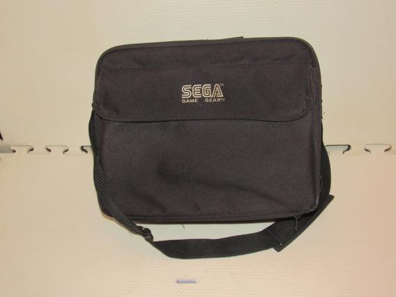 Bolsa Case Sega Game Gear Para Console Acessório E Fitas