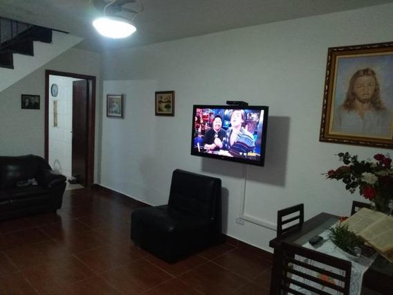 Sobrado Com 4 Dormitórios À Venda, 90 M² Por R$ 550.000 - Vila Regente Feijó - São Paulo/sp - So1273