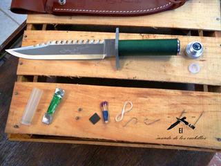 Cuchillo Rambo 1 Firma John Rambo