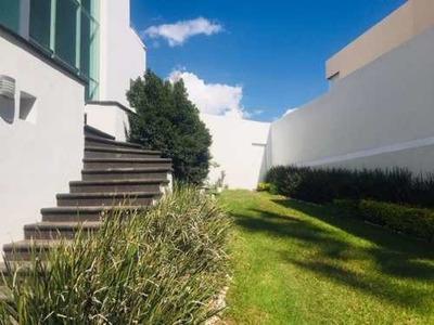 Residencia En Renta En Privada Residencial Del Parque