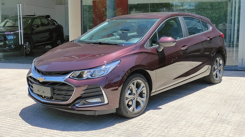Chevrolet Cruze Ii 2021 1.4 Lt 153cv