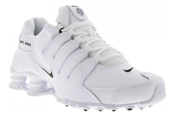 Tênis Masculino Nike Shox Nz 4 Molas Classic Frete Grátis