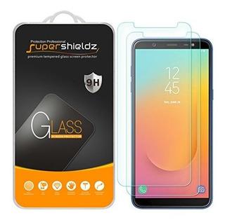2 Unidades De Supershieldz Para Samsung Galaxy J8 2018 Prote