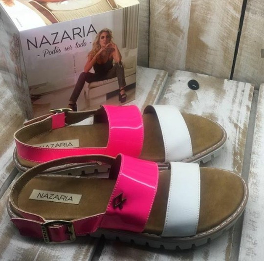 Sandalias Nazaria Verano 2020!! Artículo/modelo 20